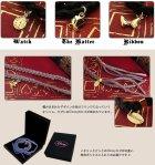 他の写真3: 【限定生産品】[Disney/ディズニー]アリスチャーム付き紐ブレスレット/スワロフスキー/ラップブレスレット
