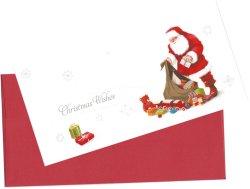 画像3: イギリス直輸入クリスマスカード(message: ...and a happy New Year)
