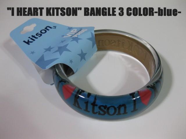 【Kitson】キットソン クリアバングル